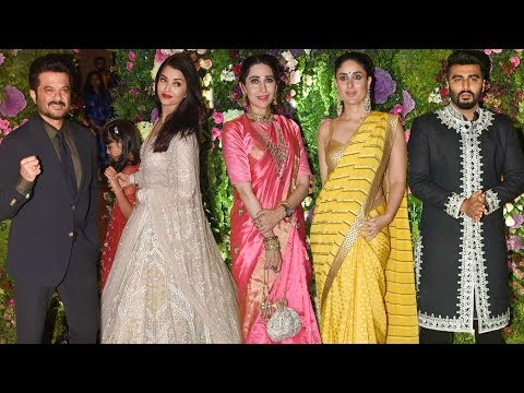 aishwarya,-aaradhya,-kareena,-karisma-bollywood-stars-at-armaan-jain-wedding-reception-|-uncut