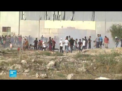 بعد 4 أيام على إغلاقهما إسرائيل تعيد فتح معبري إيريز وكرم أبو سالم مع غزة  - نشر قبل 10 دقيقة