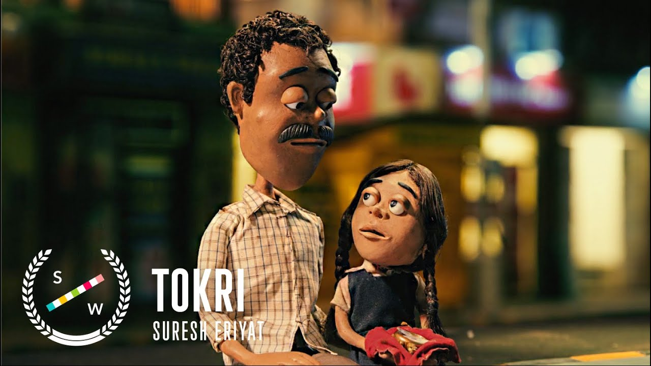 Award-Winning Stop Motion Animated Short | Tokri (The Basket)