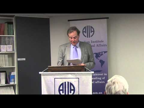Australian Trade Policy in a Multipolar World - Dr Mike Adams