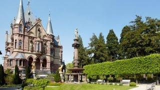 Schloss Drachenburg - Dragon Castle in Germany