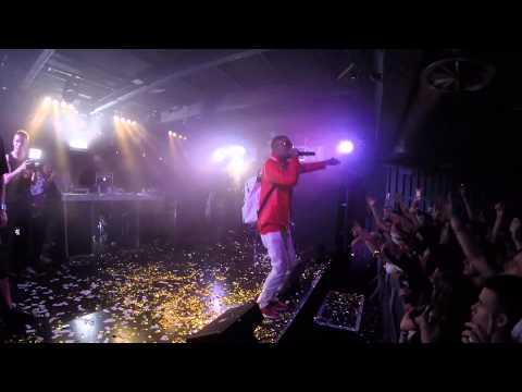 Soulja Boy -  Whippin My Wrist - live - Poland - 31.05.2015