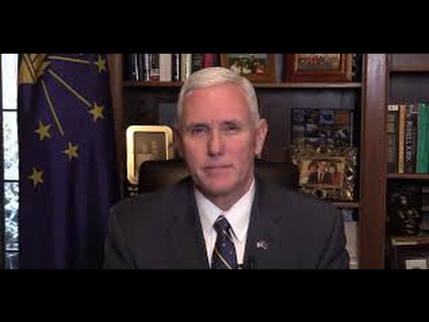 (DISRESPECTFUL) VICE PRESIDENT MIKE PENCE STARTS OFF BLACK HISTORY MONTH BY HONORING ABE LINCOLN!