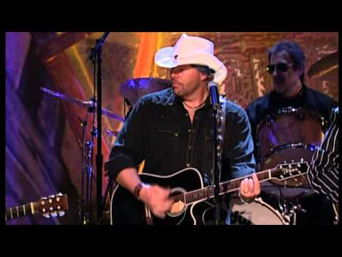 Willie Nelson, Toby Keith & Merle Haggard -