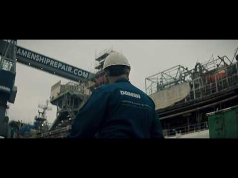 Damen Shipyard - Bear Damen