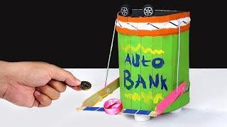 Como hacer un robot traga monedas