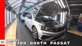 VW 700,000th Passat Build & It Is A Limited Edition GT thumbnail