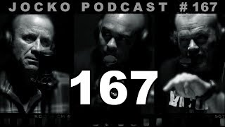 Jocko Podcast 167 w/ SEAL Master Chief, Jason Gardner: Lessons on War, Leadership, and Life (Pt.1)