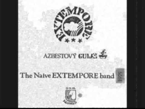 "The Naive Extempore band ""Azbestový guláš"" (1975)"