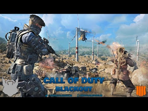 Call of Duty: Black Ops 4 / PS4 PRO & PC Gameplay / Blackout / 12 HOURS AGAIN & AGAIN!