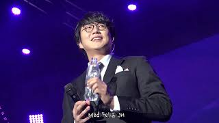 [1080p] 181201 성시경 Sungsikyung - 멘트+희재 [경주 한수원아트페스티벌 2018]
