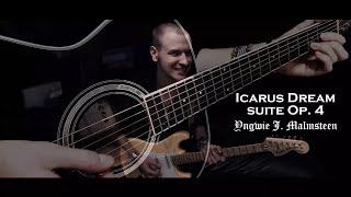 Icarus Dream Suite Op. 4 | YNGWIE MALMSTEEN | Full Cover