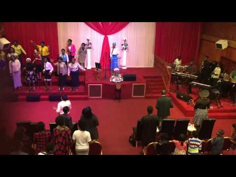SFAN Choir Ministration - 12th of June