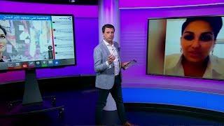 إعلامية سعودية تدعو الرجال لحلق