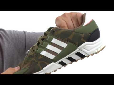adidas EQT Support RF Light Onix/ Core Black/ Grey Footshop
