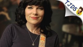 Hilarious Karen Kilgariff Song Will Wet Your Whistle (TJDS)