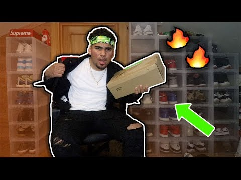 SNEAKER UNBOXING STRAIGHT FROM BRAZIL!!! CARIUMA