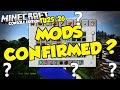 Minecraft [XBOX ONE] TU25/TU26 MODS CONFIRMED ON CONSOLE ? (Leaked Screenshot ?)