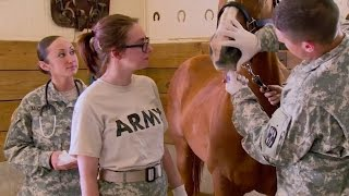 Starting Strong Season 2 - 68T Animal Care Specialist