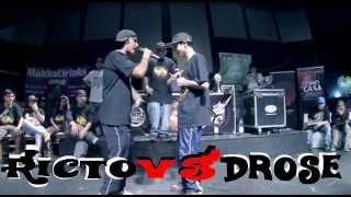 Instrumental Ricto vs Drose 1 round doble tempo BDM Gold Chi...