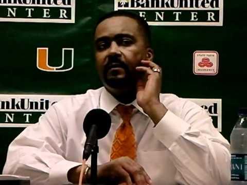 1/19/11 - Coach Haith, Malcolm Grant