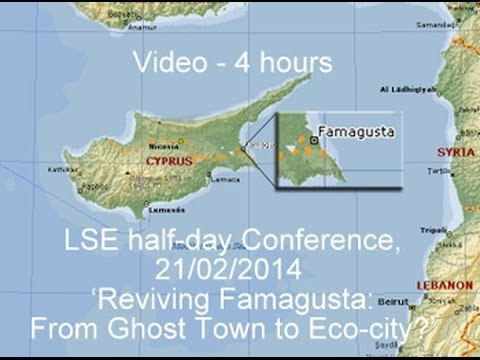 Reviving Famagusta From Ghost Town to Eco-city? - YouTube