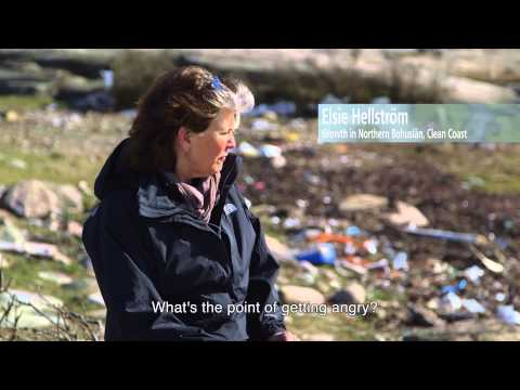 Plastic currents A marine dilemma for the west coast of Sweden HD