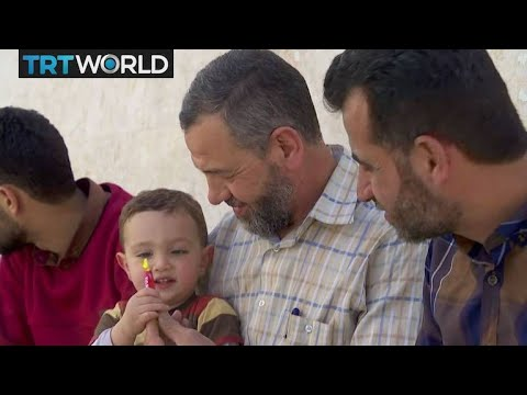 The War in Syria: Surviving life now a daily struggle