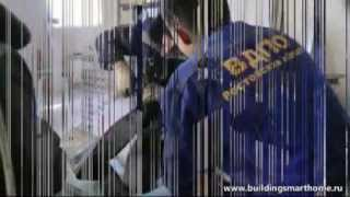 Дымоход для газового котла: устройство и монтаж(Монтаж и устройство дымохода для газового котла с использованием технологии FuranFLEX. Видео со строительного..., 2012-12-05T06:21:46.000Z)