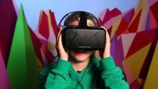 Divergent: Insurgent Oculus Rift Thingie Ooooooo