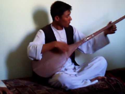 Uzbek music in Andkhoi