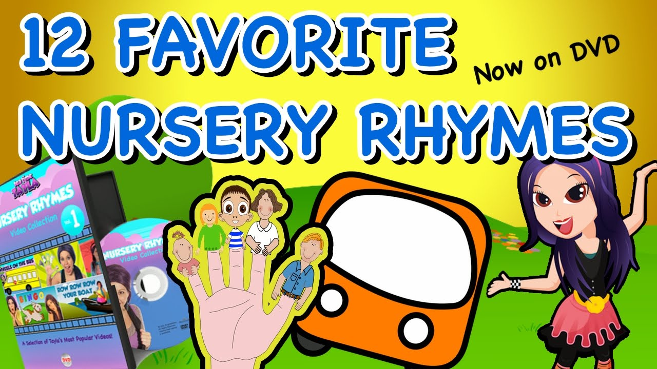 Nursery Rhymes Collection Kid Songs