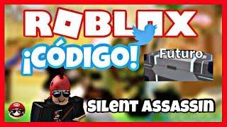 CODE Code for Silent Assassin | ROBLOX-MarioGames 88