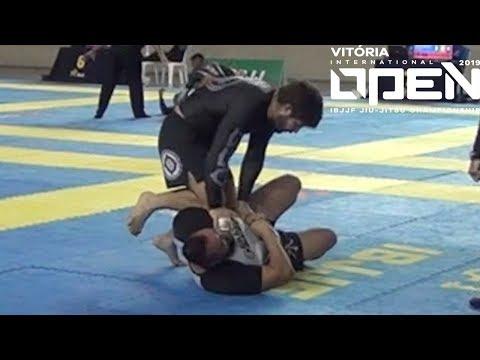 Pedro Agrizzi vs Leonardo Rocha / Vitoria Open 2019