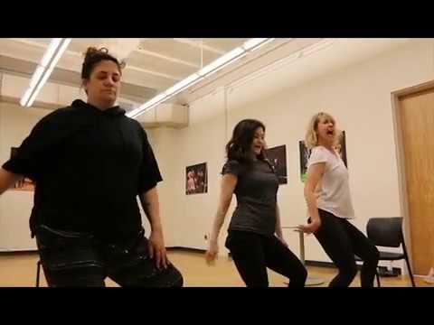 Gypsy: Dance Rehearsal