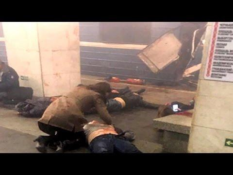 Russia subway bomb attack suspect identified