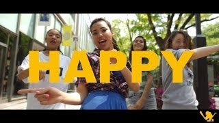 Happy People : AYLA, NOEL, NAOMI, KARINE, JAMIE Shot, Edit, Directe...