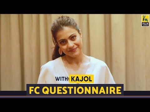 Kajol  Film Companion Questionnaire  Incredibles 2