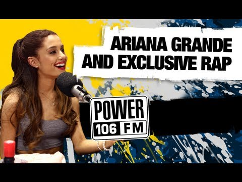 Ariana Grande performs Big Sean's 'GUAP' - LIVE in-studio Performance