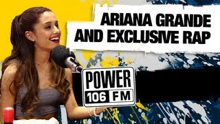 Скачать Ariana Grande Performs Big Sean S GUAP LIVE In Studio Performance