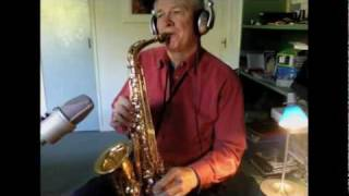 Georgia on my mind - Ian Boyter, Alto Sax