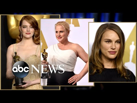 Hollywood leading ladies fight for pay equality