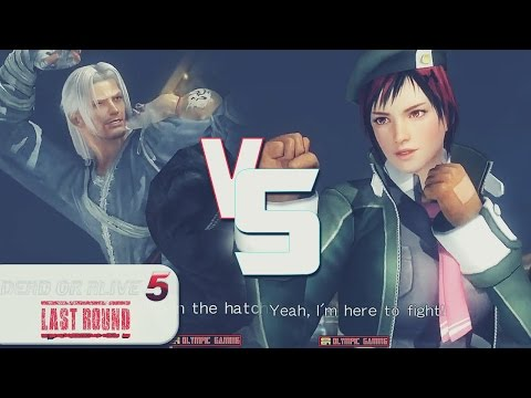 Maleficent (Brad Wong) vs XcaLiburBLadeZ (Mila) [Dead Or Alive 5 Last Round] [Gameplay]