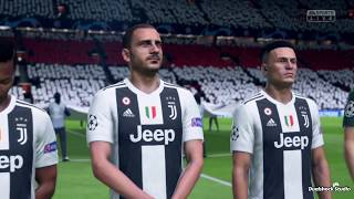 FIFA19   Manchester United vs Juventus   Champions League   Matchday 3