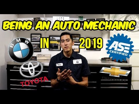 BEING A MECHANIC IN 2019 (Pros and Cons)