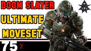DOOM SLAYER | ULTIMATE MOVESET - Super Smash Bros. Ultimate