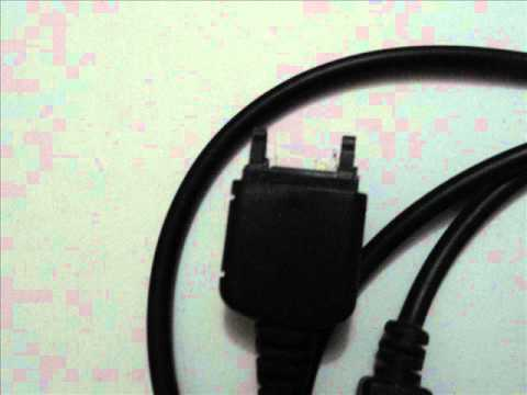 sony ericsson naite accessories.wmv