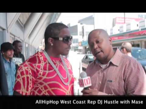 Mase Exclusive Interview HustleTV & AllHipHop DJ Hustle