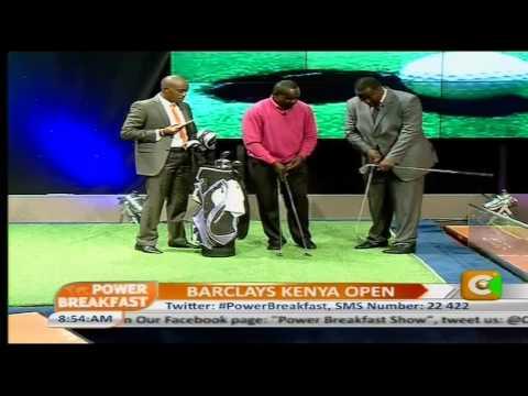 Power Breakfast: Barclays Kenya Open