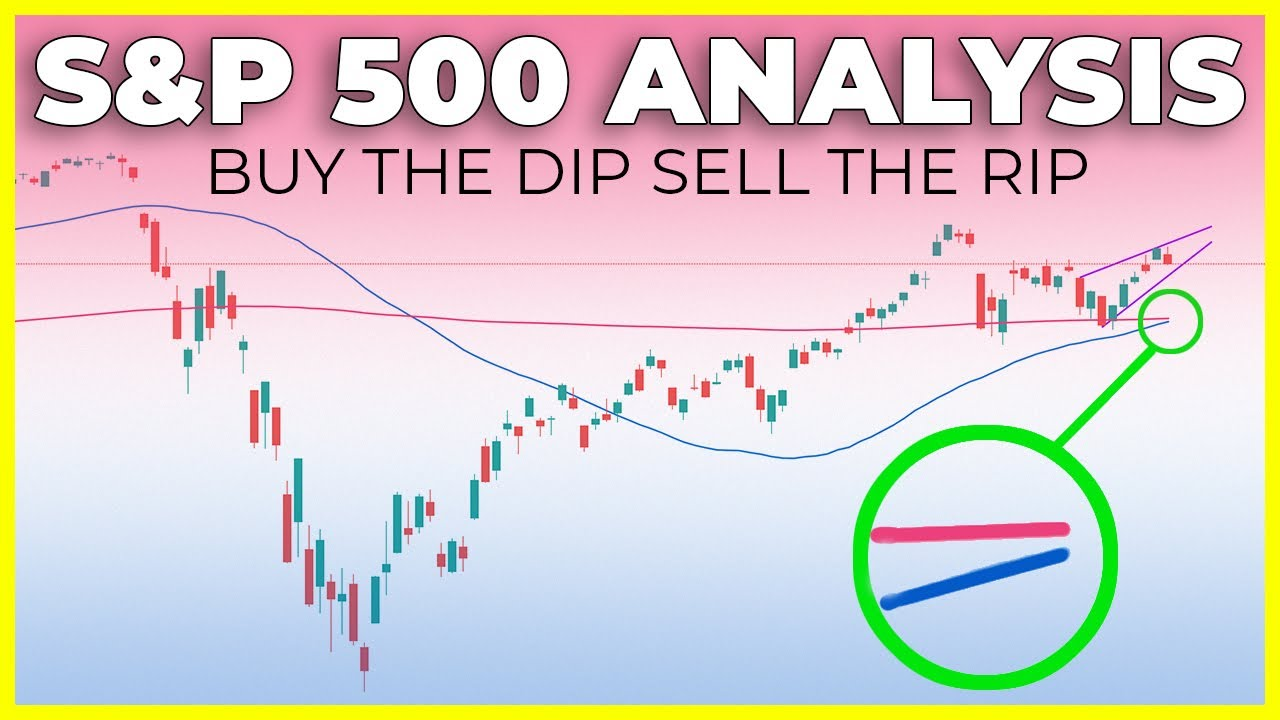 SP500 Golden Cross Pattern (MY SECRET TO SUCCESS IN THE STOCK MARKET) | S&P 500 Technical Analysis